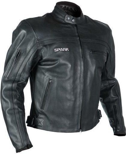 Pánská kožená moto bunda Spark Legend. Zobrazit více. Obrázek 8cf34ab36a