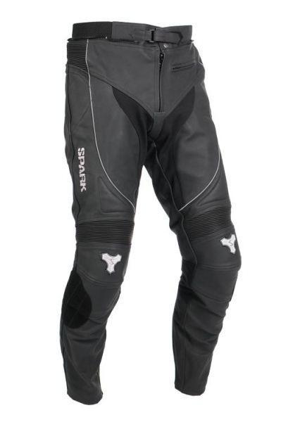 Pánské kožené moto kalhoty Spark Sportmax matt  cca7edb237
